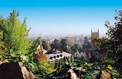 Worcester, Malvern & The Elgar Trail