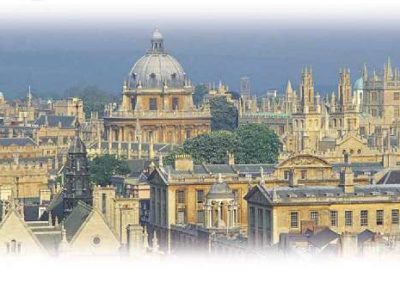 Oxford & Blenheim