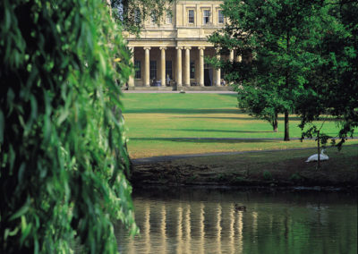 Regency parks & gardens in Cheltenham