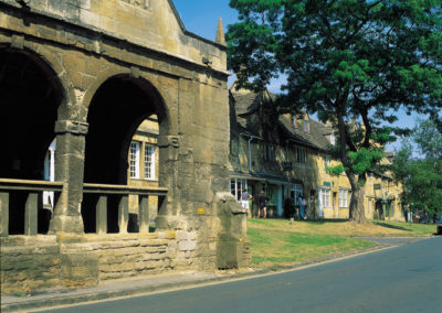 Historic Cotswold towns