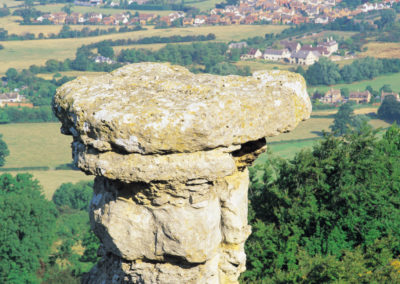 Geological curiosities in The Cotswolds