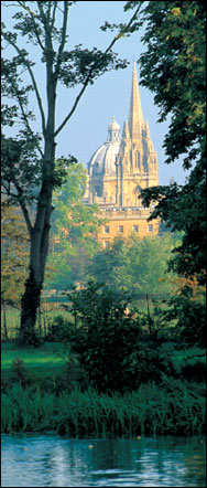 Oxford's Dreaming Spires & Colleges