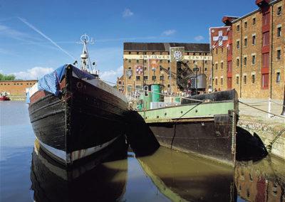 Historic Gloucester Docks